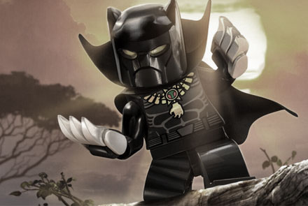 LEGOBLACKPANTHERAnimatedSpecialComing