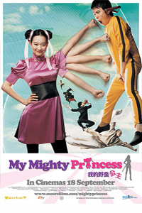 หนัง My Mighty Princess