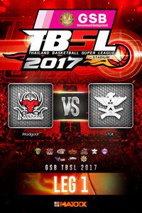หนัง LEG 1 Madgoat VS TGE