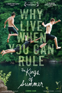 หนัง The Kings of Summer
