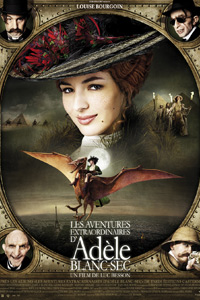 หนัง The Extraodinary Adventures Of Adele Blanc Sec