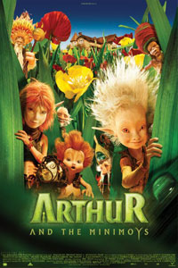 หนัง Arthur and the Minimoys