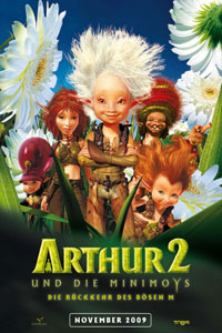 หนัง Arthur And The Revenge Of Maltazard