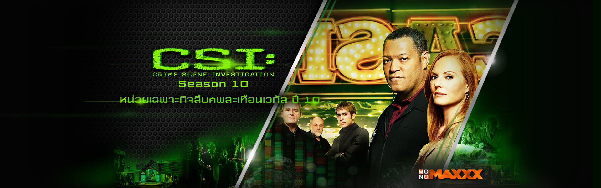CSI Crime Scene Investigation S.10
