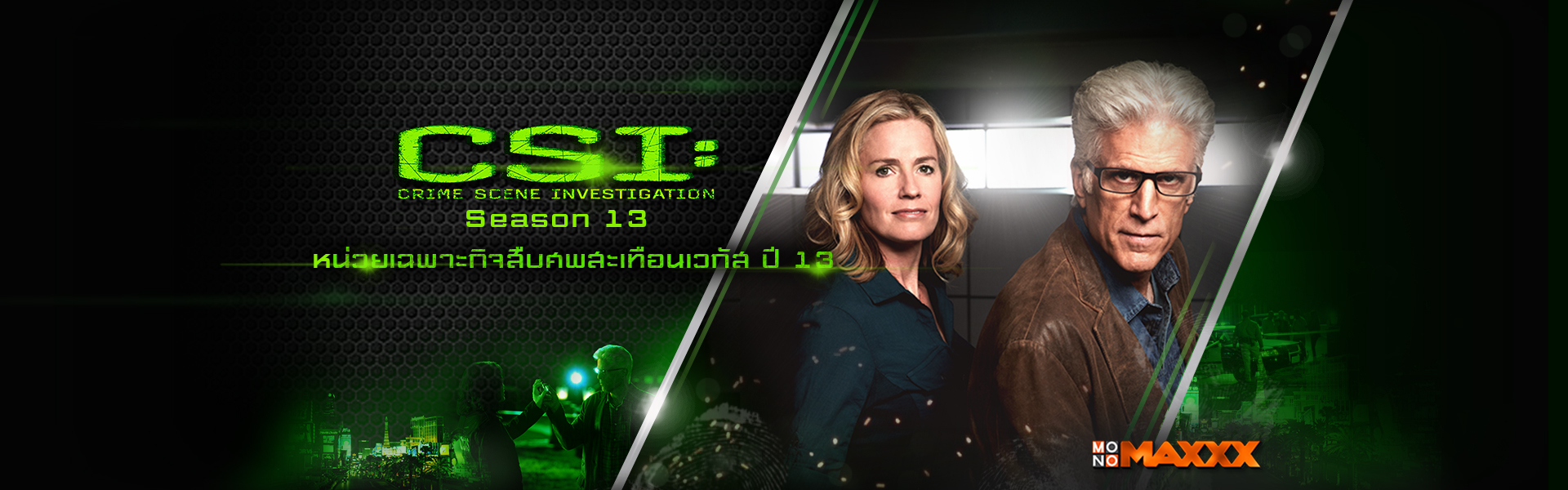 CSI Crime Scene Investigation S.13