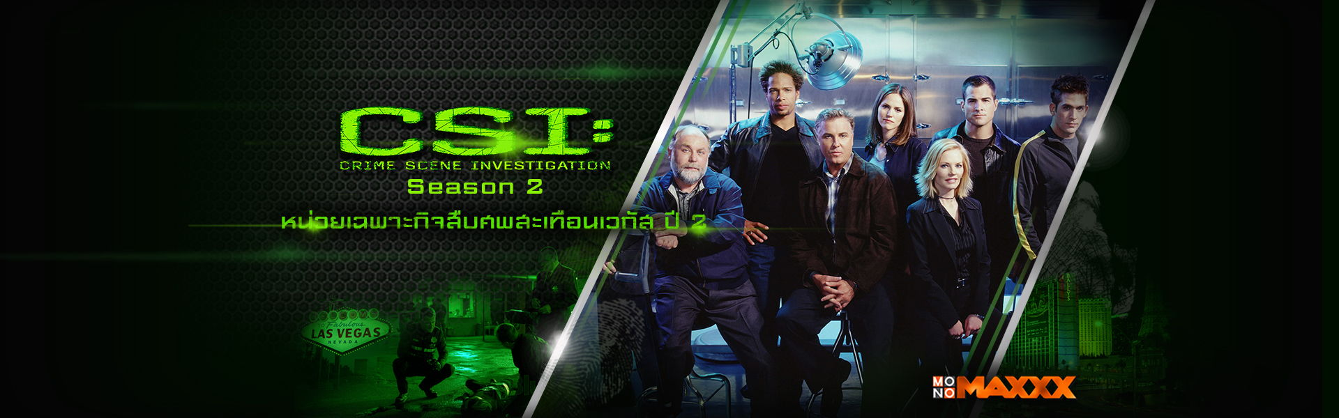 CSI Crime Scene Investigation S.02