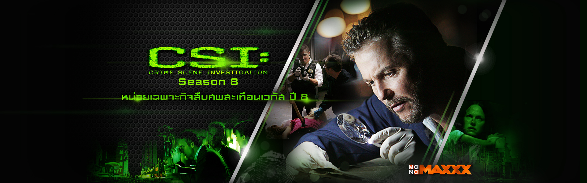 CSI Crime Scene Investigation S.08