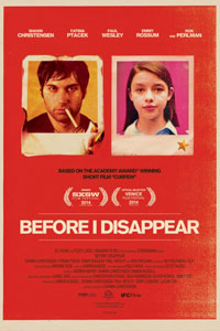 หนัง Before I Disappear