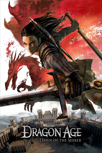 หนัง Dragon Age : Down of the Seeker