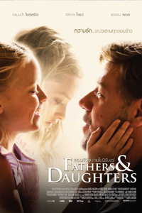 หนัง Fathers and Daughters