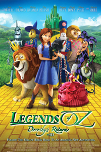 หนัง Legends of Oz: Dorothy's Return