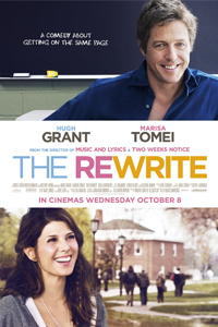 หนัง The Rewrite  (The Reluctant Professor)