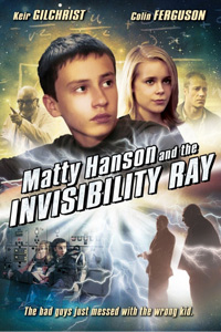 หนัง Matty Hanson and Invisibility Ray