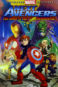 การ์ตูน Next Avengers: Heroes of Tomorrow