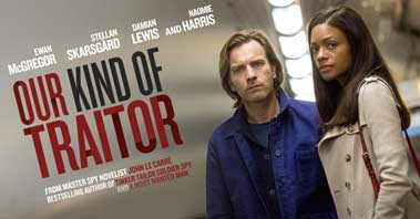 หนัง Our Kind of Traitor