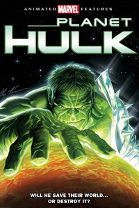 หนัง Marvel #8 Planet Hulk