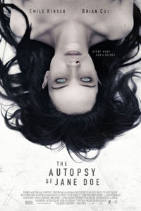 หนัง The Autopsy of Jane Doe