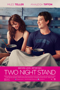 หนัง Two Night Stand