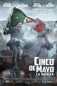 หนัง Cinco De Mayo: The Battle
