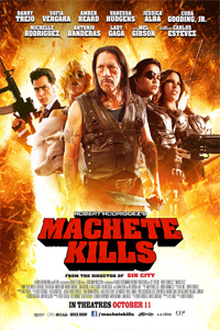หนัง Machete Kills
