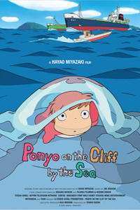 หนัง Ponyo On The Cliff By The Sea