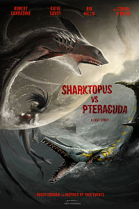 หนัง Sharktopus Vs. Pteracuda