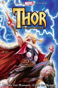 หนัง Marvel #7 Thor Tales of Asgard