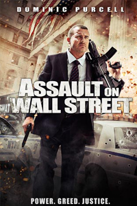หนัง Assault on Wall Street