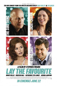 หนัง Lay the Favorite