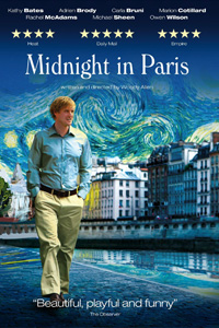 หนัง Midnight in Paris